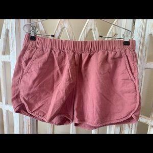 Madewell Small Maueve Shorts
